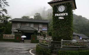 Permalink to:Tour 13 : Fraser Hill